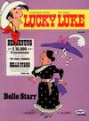 Cover for Lucky Luke (Egmont Ehapa, 1977 series) #69 - Belle Starr