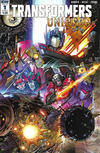 Cover Thumbnail for Transformers: Unicron (2018 series) #1
