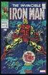 Cover Thumbnail for Iron Man 2020 (2020 series) #1 [Shattered Comics Exclusive - Matthew DiMasi]