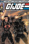 Cover for G.I. Joe: A Real American Hero (IDW, 2010 series) #177 [Cover B]