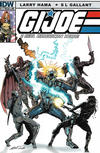 Cover Thumbnail for G.I. Joe: A Real American Hero (2010 series) #179 [Cover B]