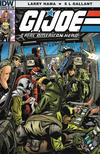 Cover for G.I. Joe: A Real American Hero (IDW, 2010 series) #205 [S.L. Gallant Cover]