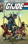 Cover for G.I. Joe: A Real American Hero (IDW, 2010 series) #206 [S.L. Gallant Cover]