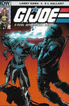 Cover for G.I. Joe: A Real American Hero (IDW, 2010 series) #208 [S. L. Gallant Cover]