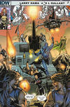 Cover for G.I. Joe: A Real American Hero (IDW, 2010 series) #209 [S.L. Gallant Cover]