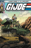 Cover for G.I. Joe: A Real American Hero (IDW, 2010 series) #211 [S.L. Gallant Cover]