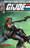 Cover for G.I. Joe: A Real American Hero (IDW, 2010 series) #218 [Cover A]