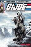 Cover for G.I. Joe: A Real American Hero (IDW, 2010 series) #217 [Cover A]