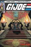 Cover for G.I. Joe: A Real American Hero (IDW, 2010 series) #216 [Cover A]