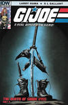 Cover for G.I. Joe: A Real American Hero (IDW, 2010 series) #215 [Cover A]