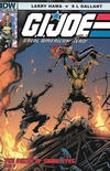 Cover for G.I. Joe: A Real American Hero (IDW, 2010 series) #214 [S. L. Gallant Cover]