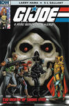 Cover for G.I. Joe: A Real American Hero (IDW, 2010 series) #213 [S.L. Gallant Cover]