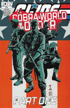 Cover for G.I. Joe: A Real American Hero (IDW, 2010 series) #219 [Cover A]