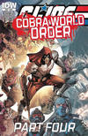 Cover for G.I. Joe: A Real American Hero (IDW, 2010 series) #222 [Cover A]
