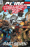 Cover for G.I. Joe: A Real American Hero (IDW, 2010 series) #225 [Regular Cover]
