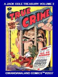 Cover Thumbnail for Gwandanaland Comics (Gwandanaland Comics, 2016 series) #2037 - A Jack Cole Treasury: Volume 2
