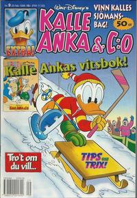 Cover Thumbnail for Kalle Anka & C:o (Serieförlaget [1980-talet], 1992 series) #9/1996