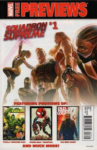 Cover Thumbnail for All-New, All-Different Marvel December/January Previews (Marvel, 2016 series) #1