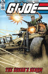 Cover for G.I. Joe: A Real American Hero (IDW, 2010 series) #260 [Cover A - Ron Joseph]