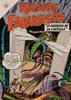 Cover for Relatos Fabulosos (Editorial Novaro, 1959 series) #7