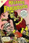 Cover for Relatos Fabulosos (Editorial Novaro, 1959 series) #16