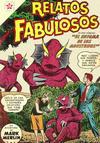 Cover for Relatos Fabulosos (Editorial Novaro, 1959 series) #22