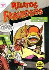 Cover for Relatos Fabulosos (Editorial Novaro, 1959 series) #33
