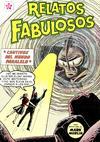 Cover for Relatos Fabulosos (Editorial Novaro, 1959 series) #37