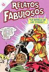 Cover for Relatos Fabulosos (Editorial Novaro, 1959 series) #41