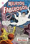 Cover for Relatos Fabulosos (Editorial Novaro, 1959 series) #47