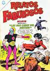 Cover for Relatos Fabulosos (Editorial Novaro, 1959 series) #64