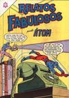Cover for Relatos Fabulosos (Editorial Novaro, 1959 series) #73