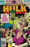 Cover Thumbnail for The Incredible Hulk Annual (1976 series) #17 [Newsstand]