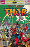 Cover Thumbnail for Thor Annual (1966 series) #16 [Newsstand]
