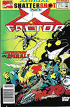Cover Thumbnail for X-Factor Annual (1986 series) #7 [Newsstand]