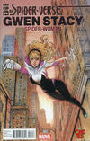 Cover Thumbnail for Edge of Spider-Verse (2014 series) #2 [The Comic Bug Exclusive - Siya Oum Cover]