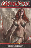Cover for Queen Sonja (Dynamite Entertainment, 2010 series) #5 - Ascendancy