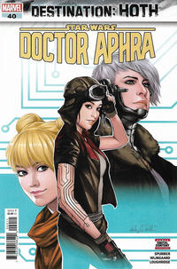 Cover Thumbnail for Doctor Aphra (Marvel, 2017 series) #40