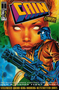 Cover Thumbnail for Cain (Harris Comics, 1993 series) #2 [Cover 2A]