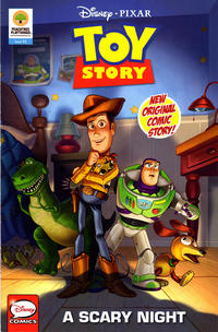 Cover Thumbnail for Disney·Pixar Toy Story (Peachtree Playthings, 2019 series) #2