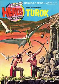 Cover Thumbnail for Héros de l'aventure (Éditions des Remparts, 1972 series) #4