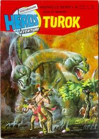 Cover Thumbnail for Héros de l'aventure (Éditions des Remparts, 1972 series) #8