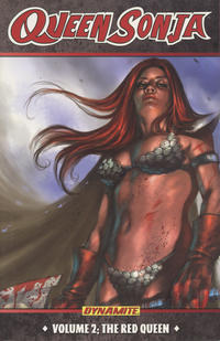 Cover Thumbnail for Queen Sonja (Dynamite Entertainment, 2010 series) #2 - The Red Queen