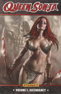Cover Thumbnail for Queen Sonja (Dynamite Entertainment, 2010 series) #5 - Ascendancy