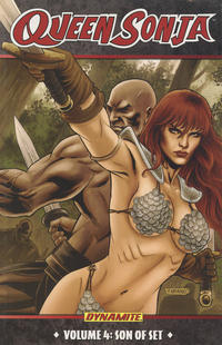 Cover Thumbnail for Queen Sonja (Dynamite Entertainment, 2010 series) #4 - Son of Set