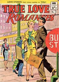 Cover Thumbnail for True Love Romances (Trent, 1953 series) #12