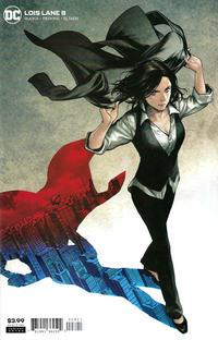 Cover Thumbnail for Lois Lane (DC, 2019 series) #8 [Kamome Shirahama Cover]