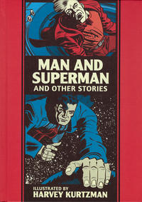 Cover Thumbnail for The Fantagraphics EC Artists' Library (Fantagraphics, 2012 series) #27 - Man and Superman and Other Stories