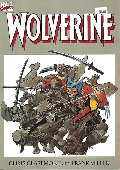 Cover for Wolverine (Marvel, 1987 series)