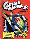 Cover for Captain Marvel Jr Annual (L. Miller & Son, 1953 series) #1954